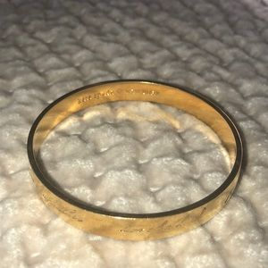 Kate Spade Friendship Bracelet